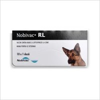 NOBIVAC RL-RABIES VIRUS+INACTIVATED ANTIG