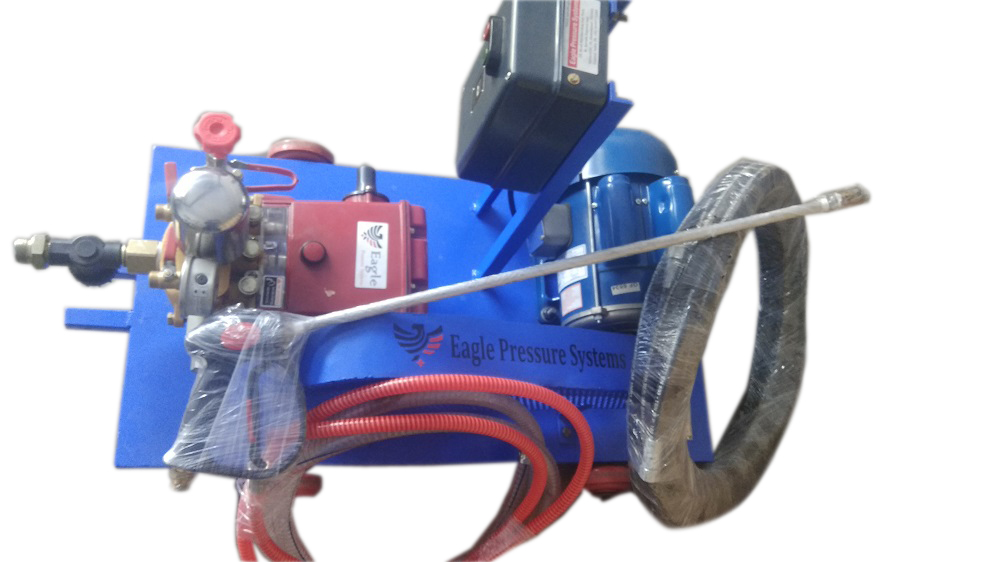 High Pressure Jetting Pump