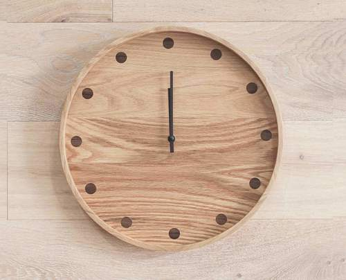 Wooden Clocks