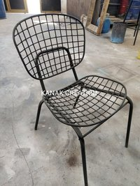 IRON JAIL  INDUSTRIAL CHAIR