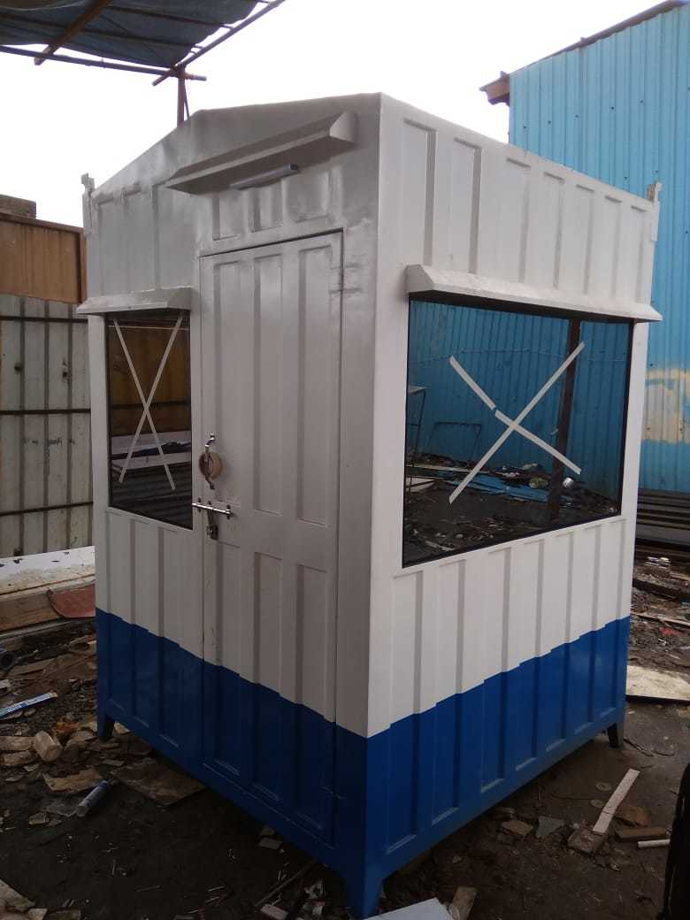 Portable Security Guard Cabins