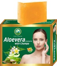Aloevera with Champa Soap