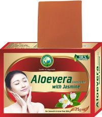 Aloevera with Jasmine Soap