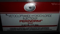 PERINORM INJECTION 2ML-METOCLOPRAMIDE