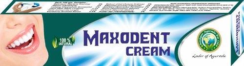 Maxodent Cream