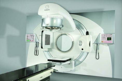 Radiation Oncology Machine