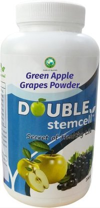 Double Stem Cell & Green Apple Grapes Powder