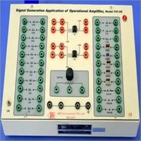 Signal Generation Applications Of Operation Amplifier, 741-05