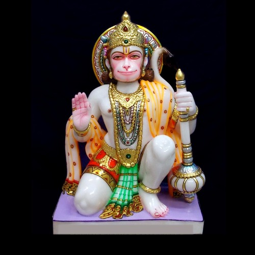Marble Hanuman