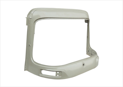 Glass frame assymbly