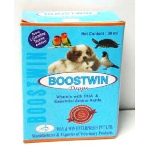 BOOSTWIN DROPS-ARGININE 3MG+HISTIDINE+ISOLEUC