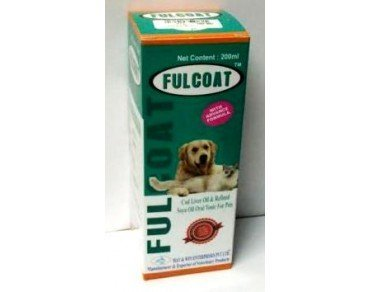 FULCOAT COD LIVER OIL 200ML