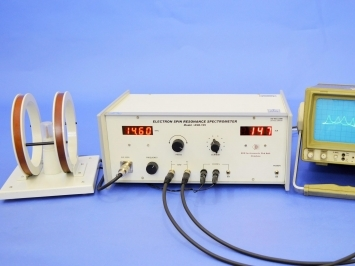 Electron Spin Resonance Spectrometer ESR-105