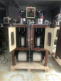 Zipper Coiling Machine