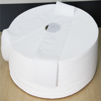 White Airlaid Paper