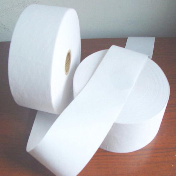 White Airlaid Paper
