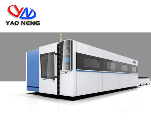 Fiber laser cutting machine exchange table