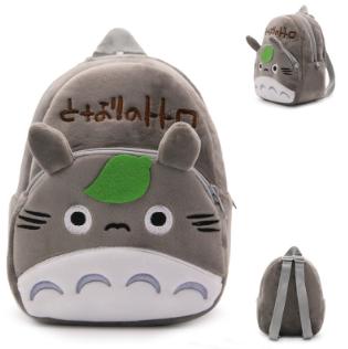 1Pcs Japanese Anime My Neighbor Totoro Baby Plush Backpacks 0-8Y Toddler Kindergarten School Bags Mini Plush Backpacks Nice Gift
