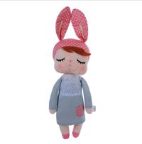 Hot Metoo Plush Stuffed Animal Cartoon Kids Toys for Girls Children Baby Birthday Gift Angela Rabbit Girl Doll Cute Stuffed Toys