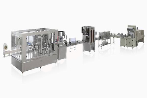 Automatic Filling Production Line For Mineral Water ,Pure Water