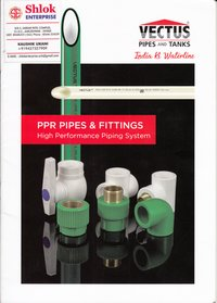 Vectus PPR PIpes & Fittings
