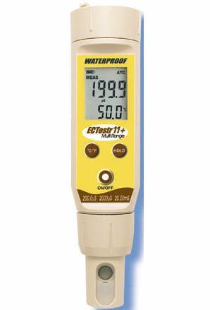 Waterproof ECTestr11+ Multi Range Tester