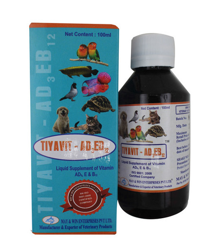 TIYAVIT 100ML-FEED SUPLIMENT
