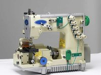 ZIPPER STITCHING & SEWING MACHINE