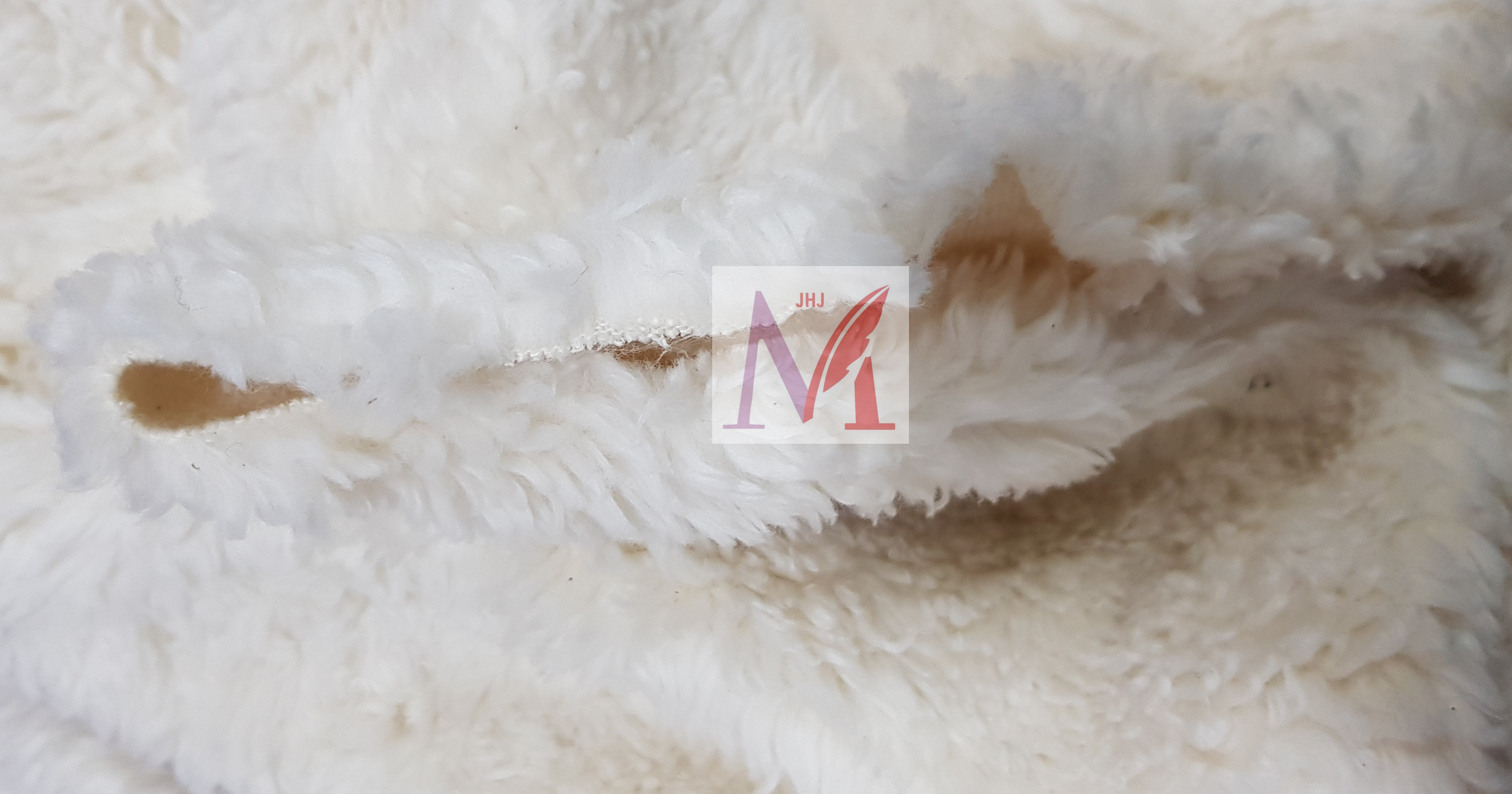 Cotton Sherpa Fabric (6MM Pile)