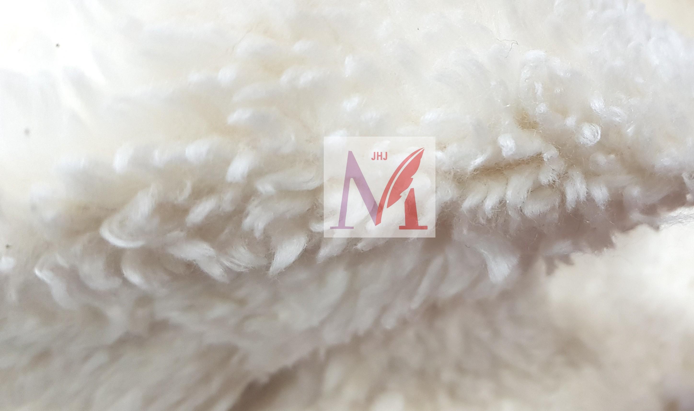 Cotton Sherpa Fabric (10MM Pile)