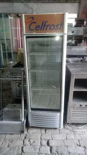 Celfrost Single Glass Door Refrigerator