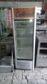 Celfrost Single Glass Door Refrigerator