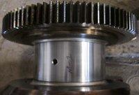 Daihatsu 8DK32 Marine Crankshaft