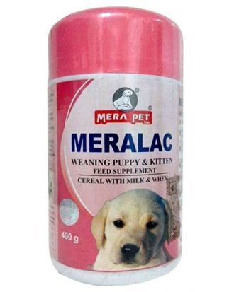 MERALAC 400G-FEED SUPLIMENT