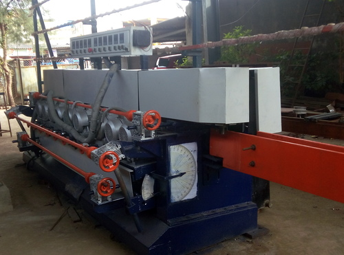 Glass Beveling And Edging Machine