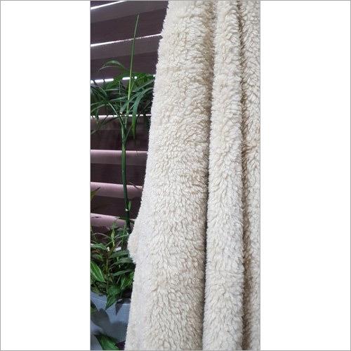 Acrylic Fibre Sherpa Fabric (Mtr)