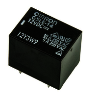 Cubic Single-pole 10A Power Relay - G5LE-14-DC5
