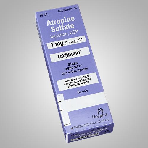 Atropin Sulphate 10ml Atropine Sulphate Methyl Para