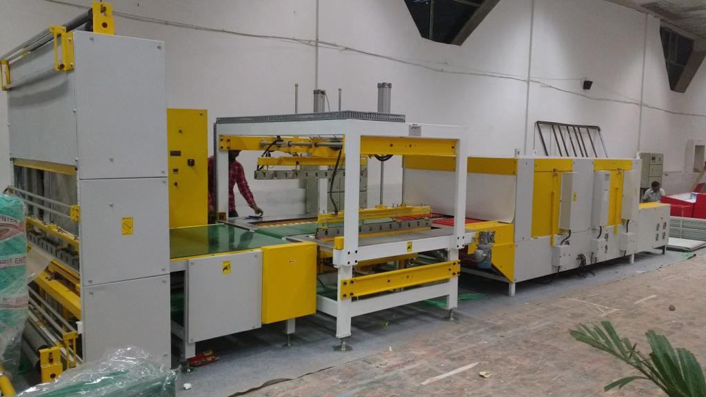 Paper Bundle Shrink Wrapping Machine