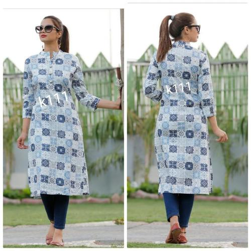 Exclusive Cotton Summer Kurti