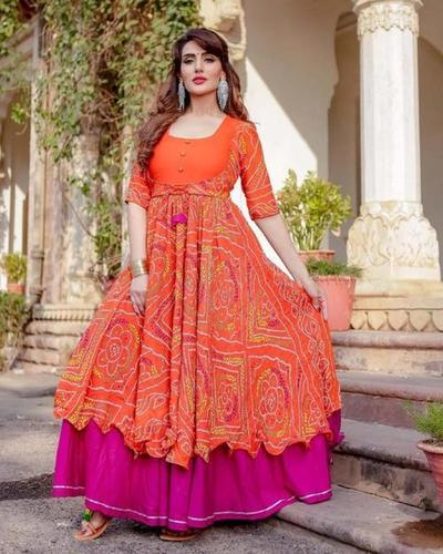 Anarkali Dress