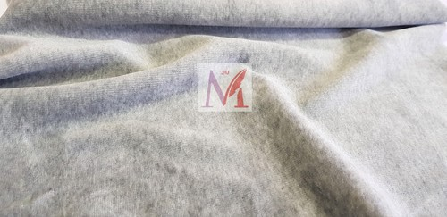 Cotton Milanch Velour Fabric