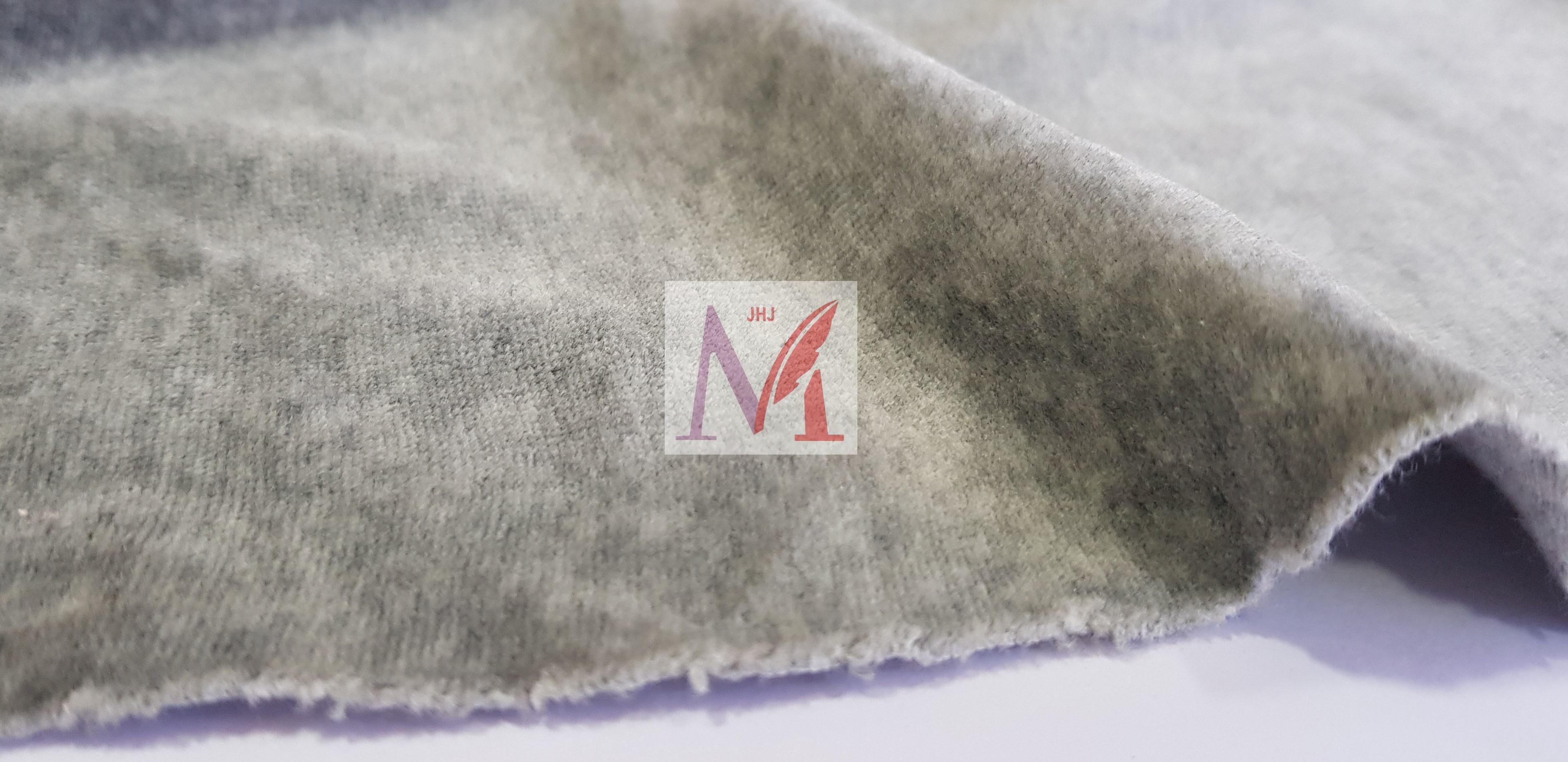 Cotton Milanch Velour Fabric