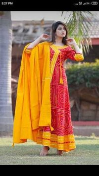 Fancy Anarkali Kurti