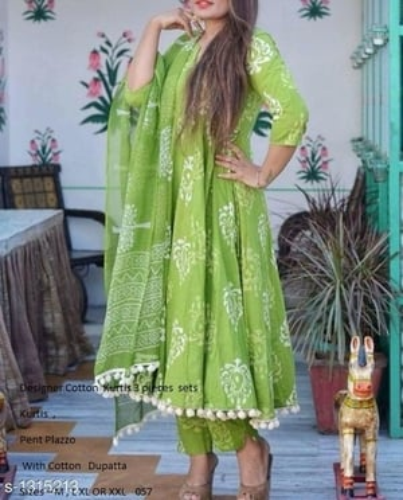 Designer Fancy Long Dress