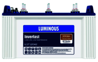 LUMINOUS SOLAR INVERTER BATTERY