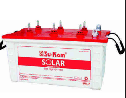 SU-KAM SOALR BATTERY
