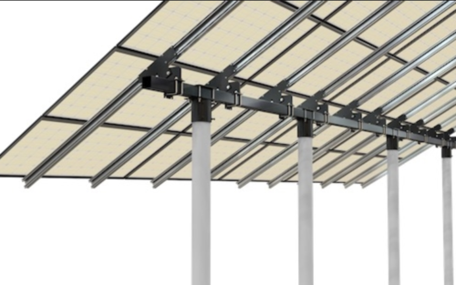 HIGH QUALITY SOLAR PANEL STRUCTURE
