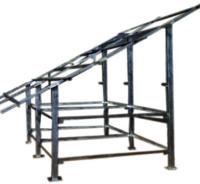 HYBRID SOLAR PANEL STRUCTURE