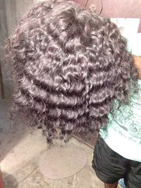 Natural Raw Curly Hair Extensions